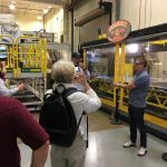 Tour of the 3D manufacturing research center
