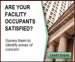 Learn Your Facility Occupant Satisfaction with a Survey by Facility Issues